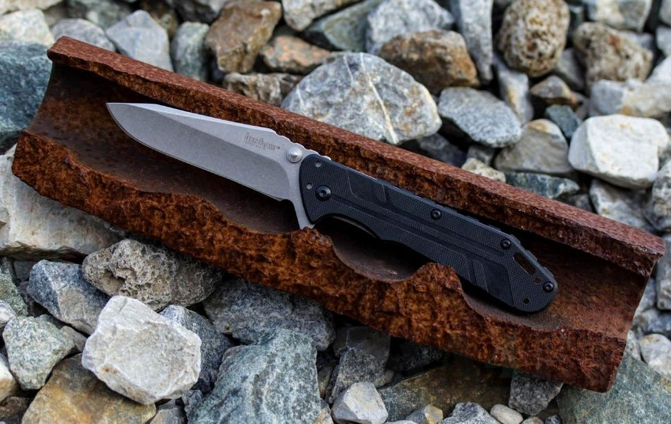 картинка Складной полуавтоматический нож Kershaw Thermite K3880 от магазина ma4ete