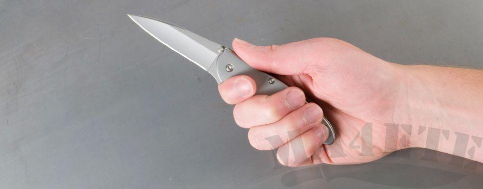 картинка Складной полуавтоматический нож Kershaw Leek K1660 от магазина ma4ete
