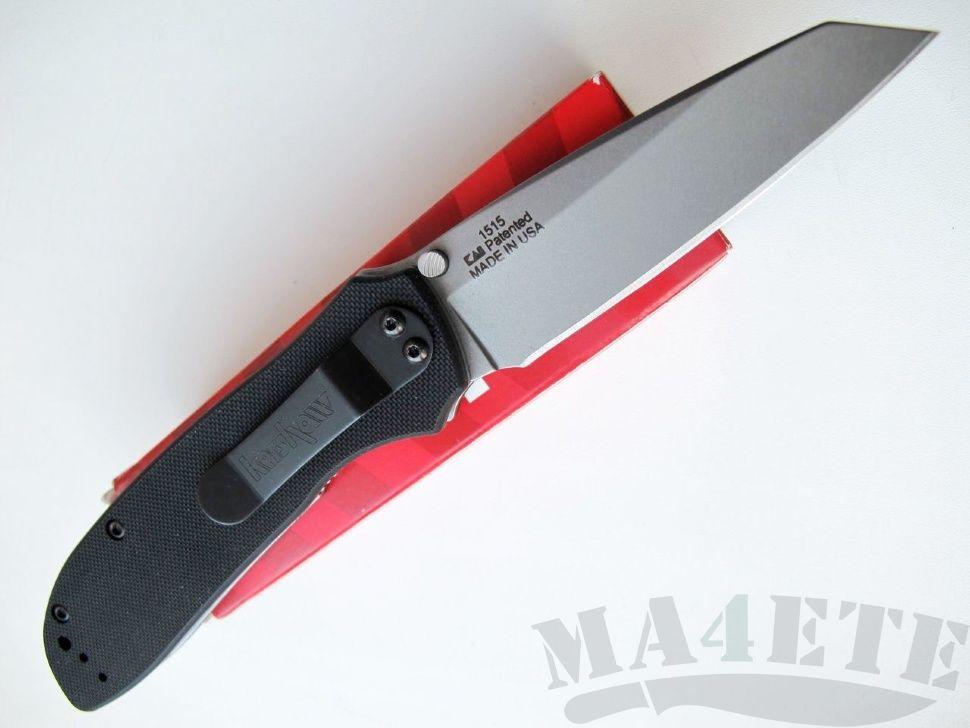 картинка Складной полуавтоматический нож Kershaw Random Task II 1515 от магазина ma4ete
