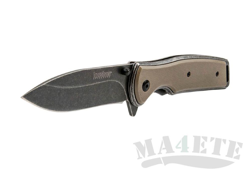 картинка Складной полуавтоматический нож Kershaw Bevy 1329 от магазина ma4ete