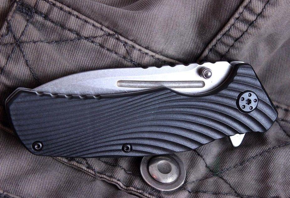 картинка Складной полуавтоматический нож Kershaw Huddle K1326 от магазина ma4ete