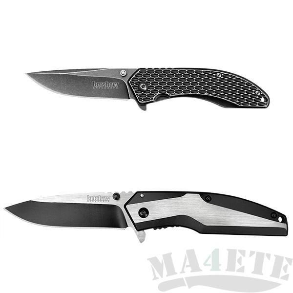 картинка Набор из двух складных полуавтоматических ножей Kershaw Starter Series K1316KITX от магазина ma4ete