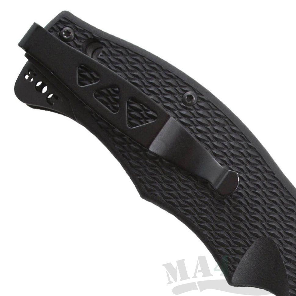 картинка Складной нож SOG Vulcan Black VL11 от магазина ma4ete