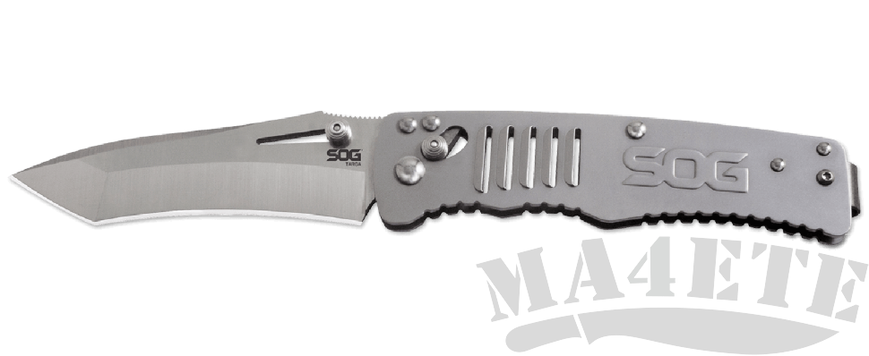 картинка Складной нож SOG Targa Tanto TG1001 от магазина ma4ete