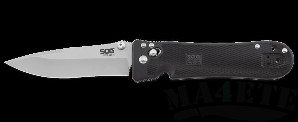 картинка Складной нож SOG Spec Elite 1 SE14 от магазина ma4ete
