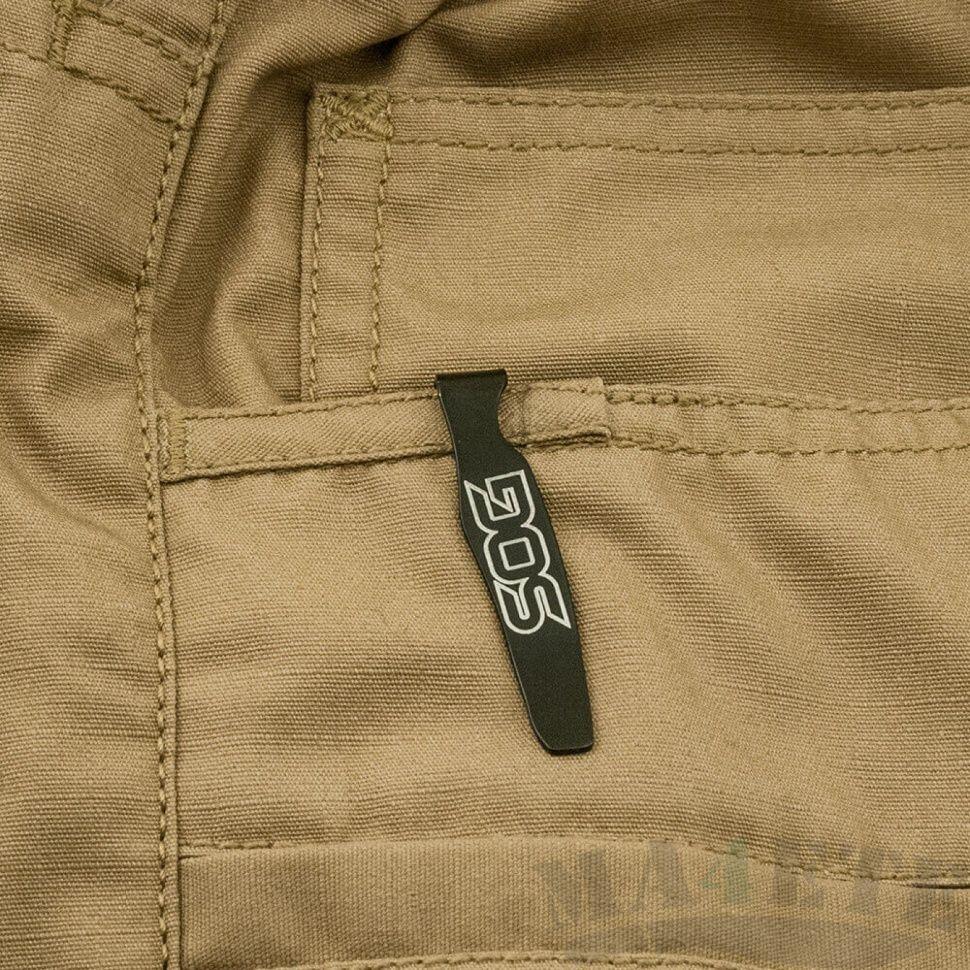 картинка Складной нож SOG Kiku Black KU1002 от магазина ma4ete