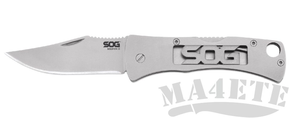 картинка Складной нож - брелок SOG Micron 2.0 FF93 от магазина ma4ete
