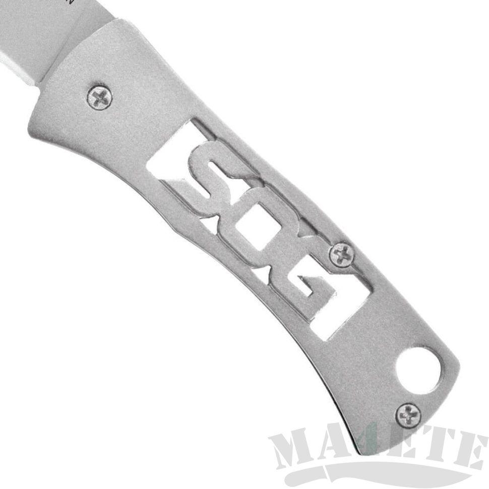 картинка Складной нож - брелок SOG Micron FF92 от магазина ma4ete