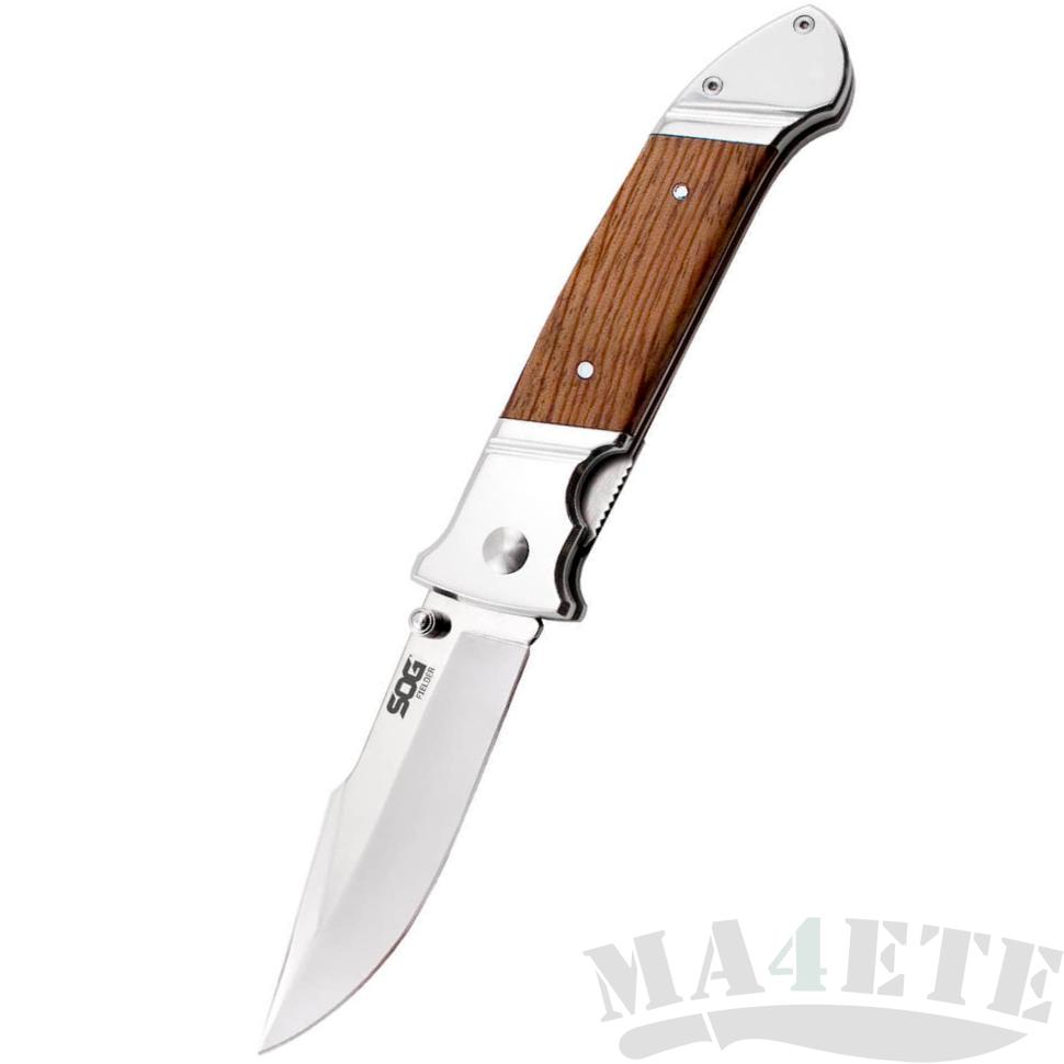 картинка Складной нож SOG Fielder XL FF34 от магазина ma4ete