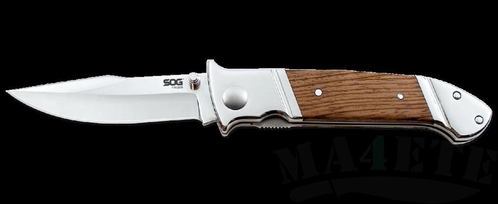 картинка Складной нож SOG Fielder FF30 от магазина ma4ete