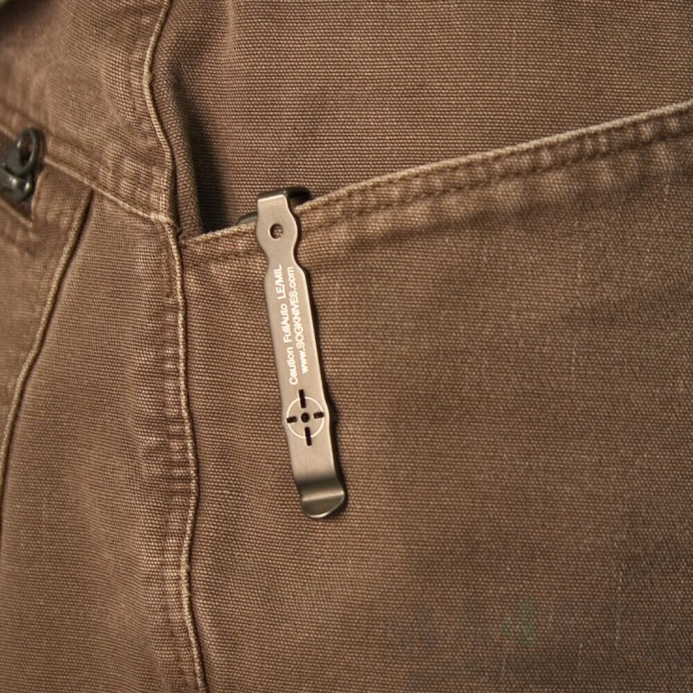 картинка Складной автоматический нож SOG-TAC Mini ST11 от магазина ma4ete