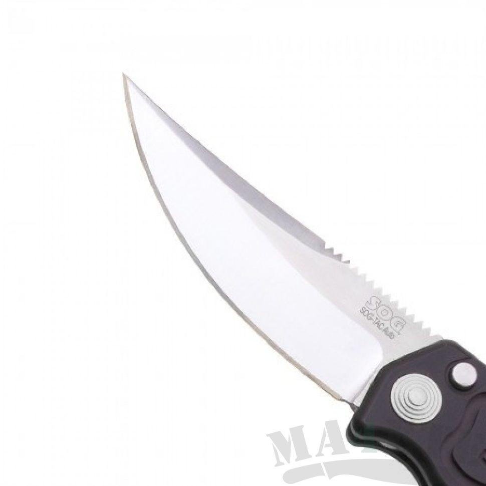 картинка Складной автоматический нож SOG-TAC ST01 от магазина ma4ete