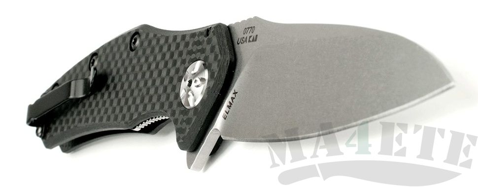 картинка Складной полуавтоматический нож Zero Tolerance 0770CF от магазина ma4ete
