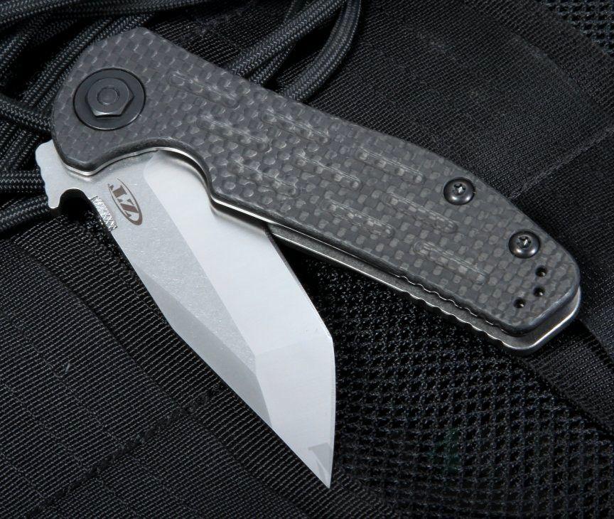 картинка Складной нож Zero Tolerance Emerson Tanto K0620CF от магазина ma4ete