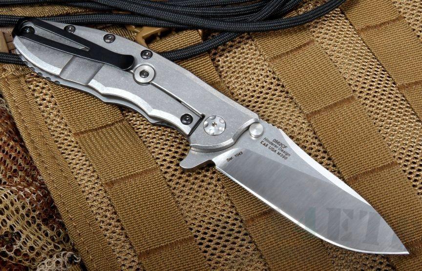 картинка Складной нож Zero Tolerance 0562CF от магазина ma4ete