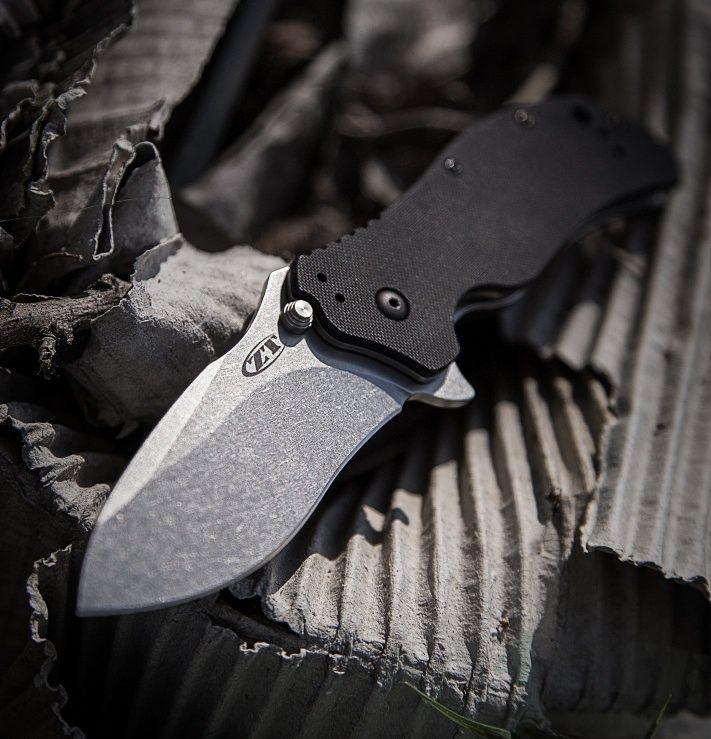 картинка Складной полуавтоматический нож Zero Tolerance 0350SW от магазина ma4ete