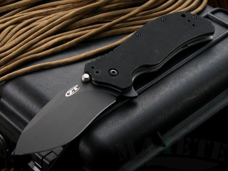 картинка Складной полуавтоматический нож Zero Tolerance 0350 от магазина ma4ete