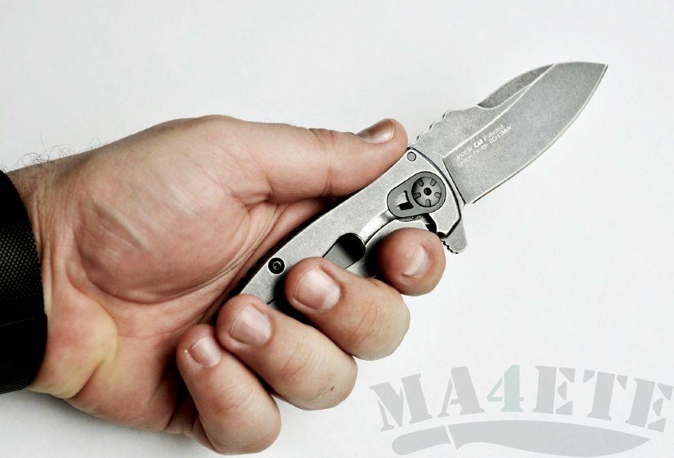 картинка Складной полуавтоматический нож Kershaw Spline K3450BW от магазина ma4ete