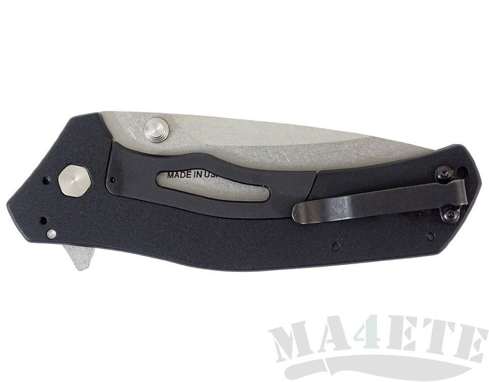 картинка Складной полуавтоматический нож Kershaw Knockout K1870 от магазина ma4ete