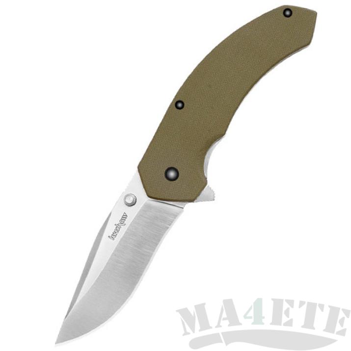картинка Складной нож Kershaw Lahar 1750GRN от магазина ma4ete