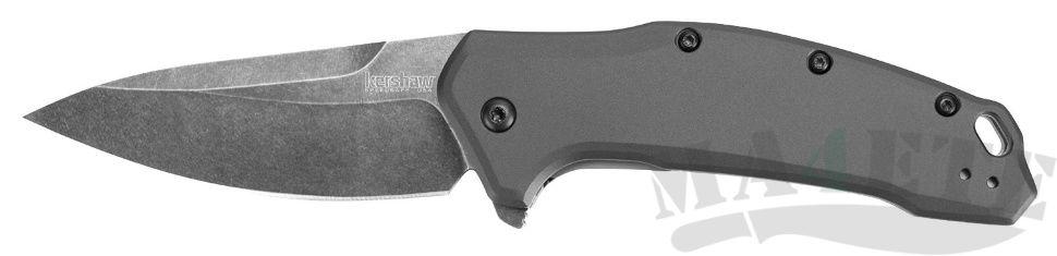 картинка Складной полуавтоматический нож Kershaw Link K1776GRYBW от магазина ma4ete