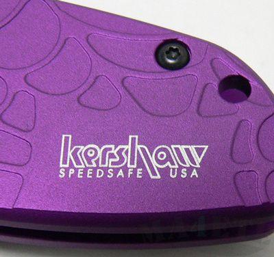 картинка Складной полуавтоматический нож Kershaw Blur 1670SPPR от магазина ma4ete