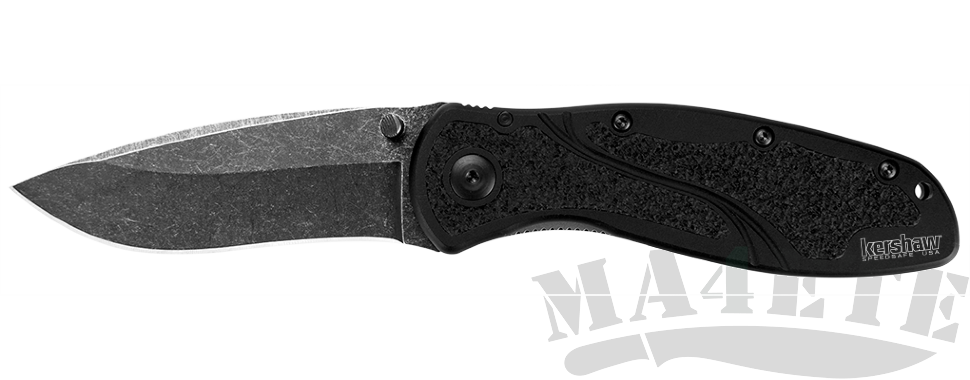 картинка Складной полуавтоматический нож Kershaw Blur K1670BW от магазина ma4ete
