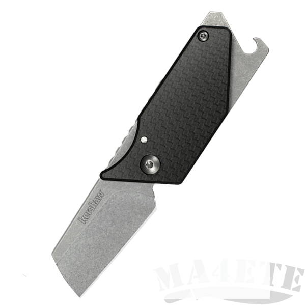картинка Складной нож - брелок Kershaw Pub Carbon K4036CF от магазина ma4ete