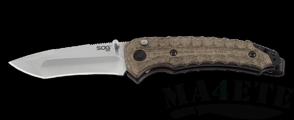 картинка Складной полуавтоматический нож SOG Kiku KU3001 от магазина ma4ete