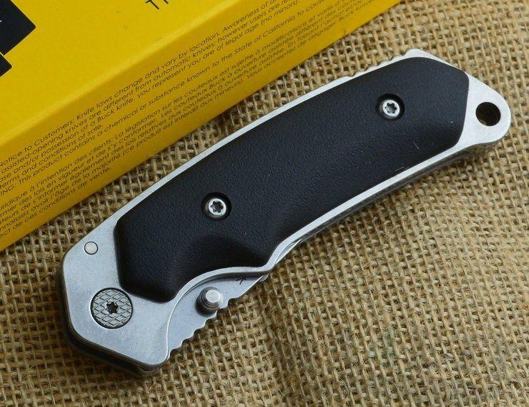 картинка Складной нож Buck Folding Alpha Hunter 0279BKS от магазина ma4ete
