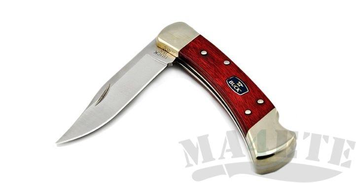 картинка Складной нож Buck Chairman Series 0110CWSNK от магазина ma4ete