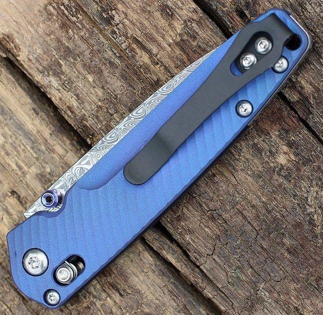 картинка Складной нож Benchmade Valet Gold Class 485-171 от магазина ma4ete