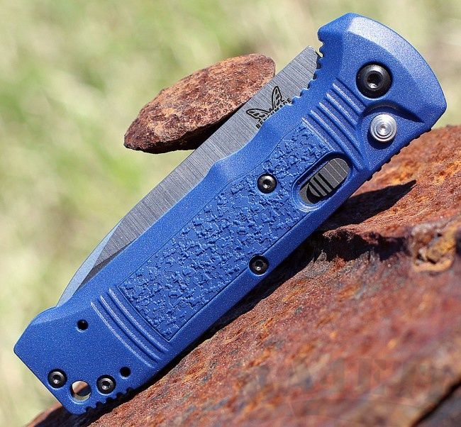 картинка Складной автоматический нож Benchmade Casbah 4400-1 от магазина ma4ete
