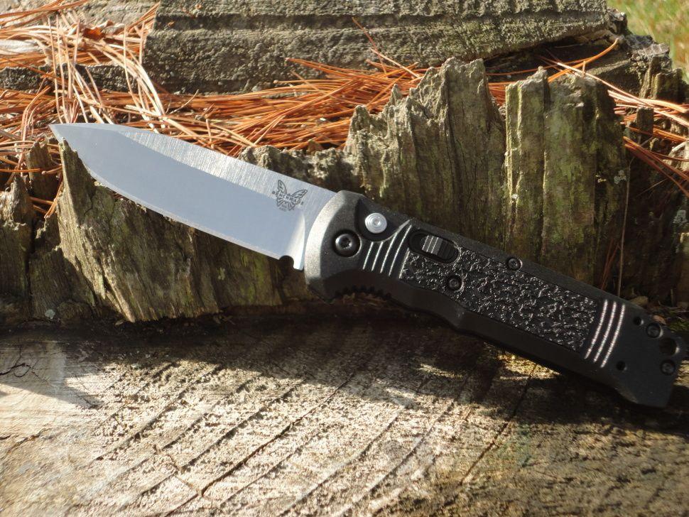 картинка Складной автоматический нож Benchmade Casbah 4400 от магазина ma4ete