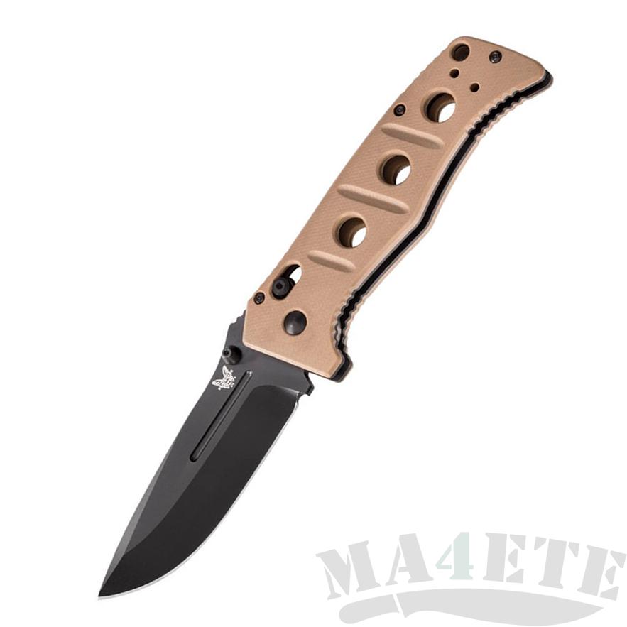 картинка Складной нож Benchmade Adamas 275BKSN от магазина ma4ete