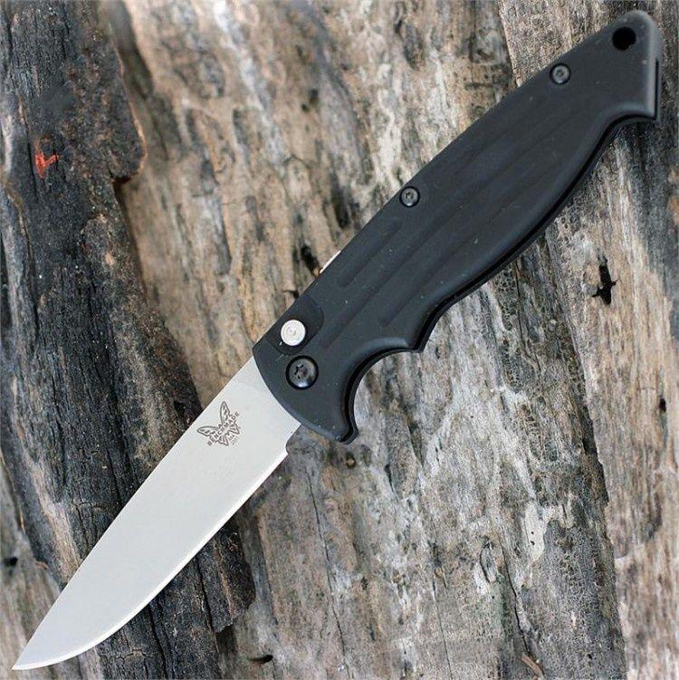 картинка Складной автоматический нож Benchmade Mini-Reflex II 2551 от магазина ma4ete