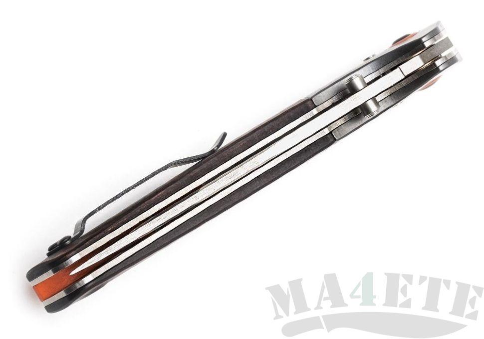 картинка Складной нож Benchmade Hunt Crooked River Wood 15080-2 от магазина ma4ete