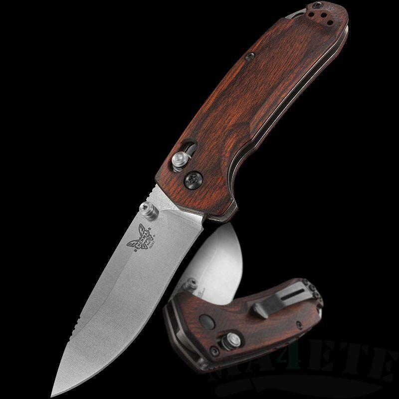 картинка Складной нож Benchmade Grizzly Creek 15060-2 от магазина ma4ete