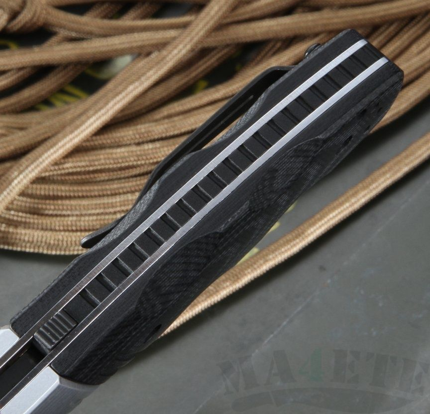 картинка Складной полуавтоматический нож Benchmade Barrage 581 от магазина ma4ete