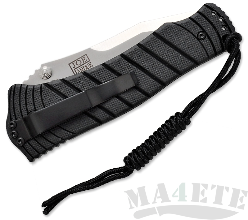 картинка Складной нож Ontario Utilitac II Satin 8909 от магазина ma4ete
