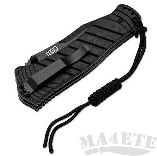 картинка Складной нож Ontario Utilitac II Black 8906 от магазина ma4ete
