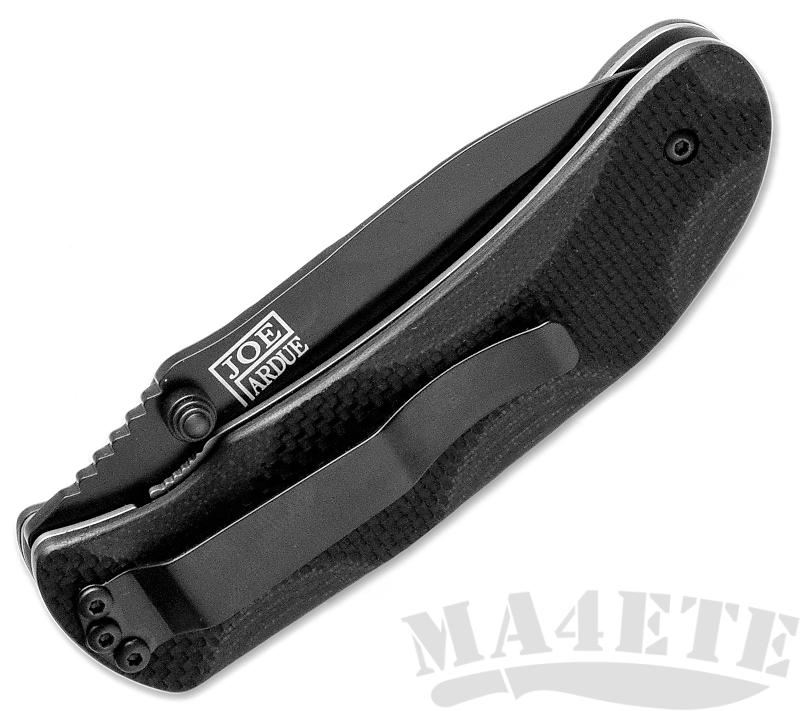 картинка Складной полуавтоматический нож Ontario Utilitac 8873 от магазина ma4ete