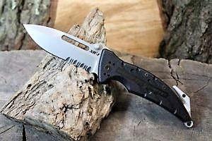 картинка Складной нож Ontario Extreme Rescue XR-1 8761 от магазина ma4ete