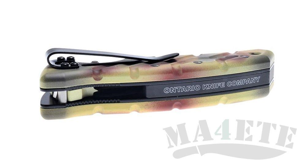 картинка Складной нож Ontario Extreme Military XM-1D 8760 от магазина ma4ete
