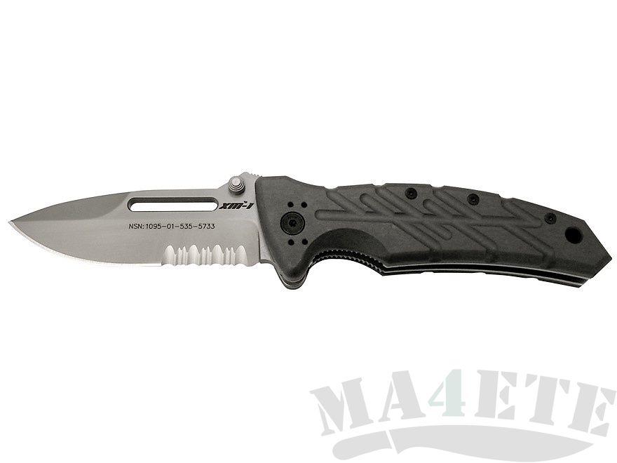 картинка Складной нож Ontario Extreme Military XM-1S 8755 от магазина ma4ete