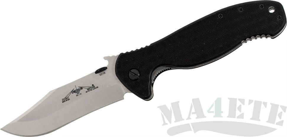 картинка Складной нож Emerson Patriot SF от магазина ma4ete