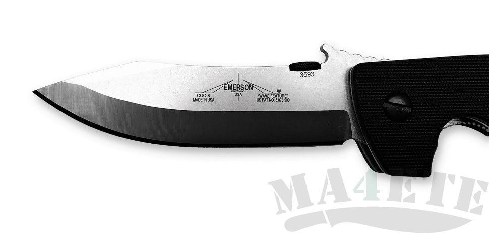 картинка Складной нож Emerson CQC-8 SF от магазина ma4ete