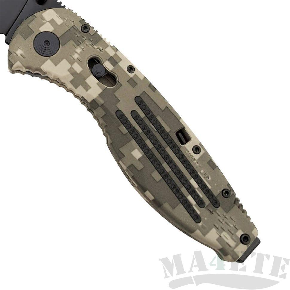 картинка Складной полуавтоматический нож SOG Aegis Digi Camo AE06 от магазина ma4ete
