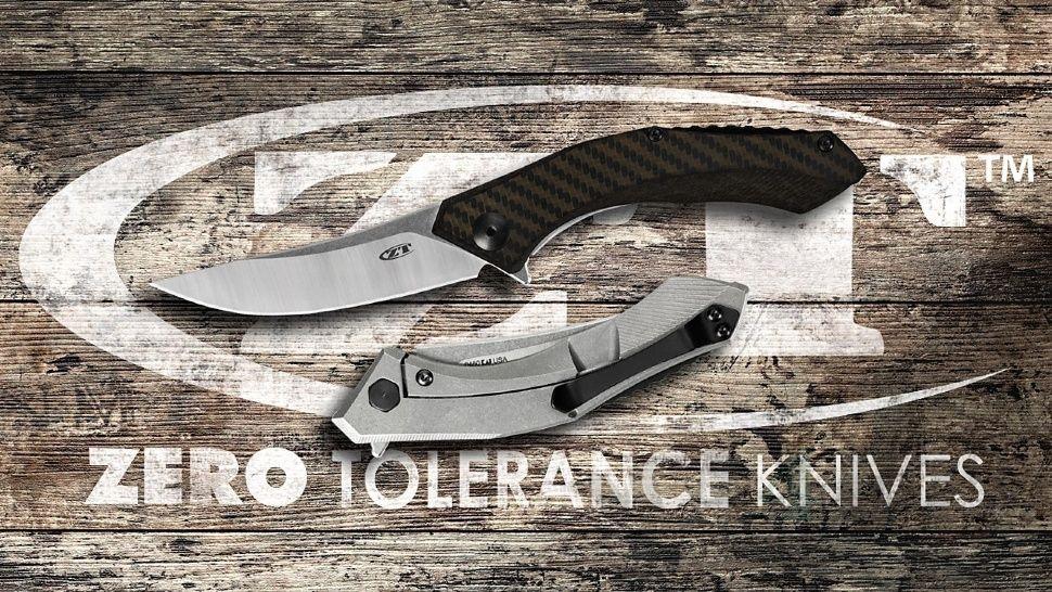 картинка Складной нож Zero Tolerance Sinkevich 0460 от магазина ma4ete