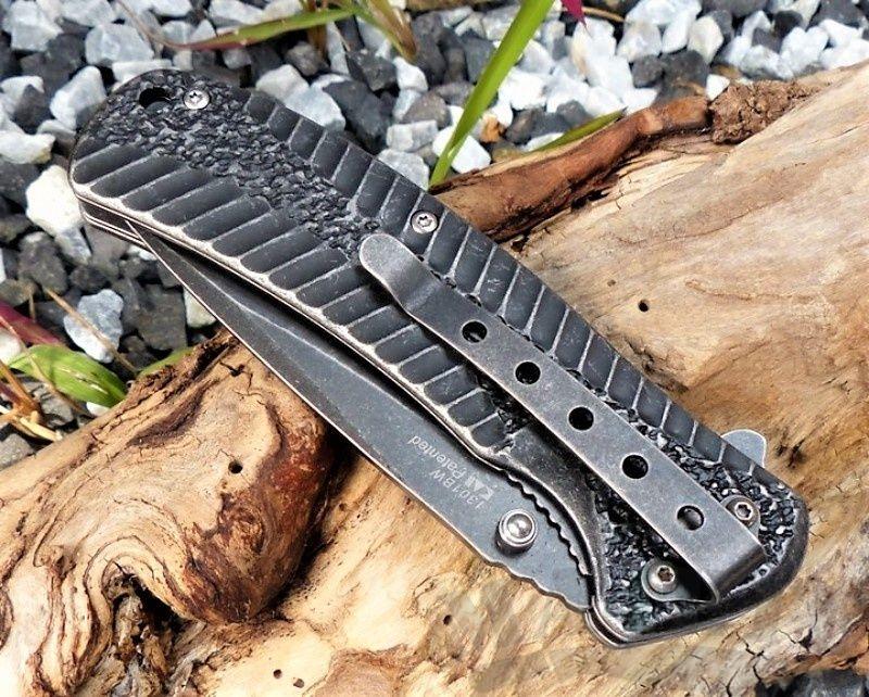 картинка Складной полуавтоматический нож Kershaw Starter K1301BW от магазина ma4ete